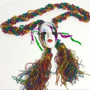 Colourful Mardi Gras Decoration